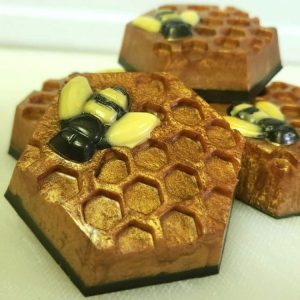 Made in Nevada Honey Bee Soap