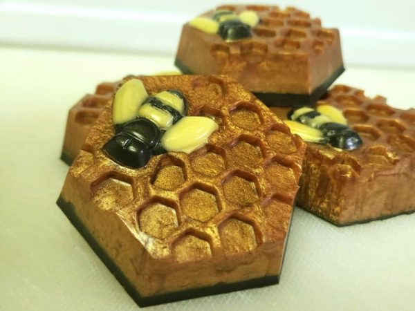 Honey Bee Soap on Made in Nevada