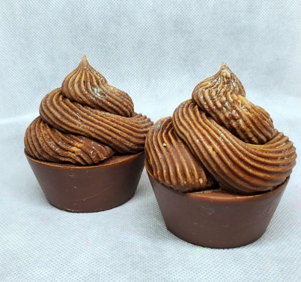 Chocolate Cupcake Soap on Made in Nevada