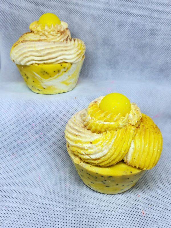 Made in Nevada Lemon Poppy Soap