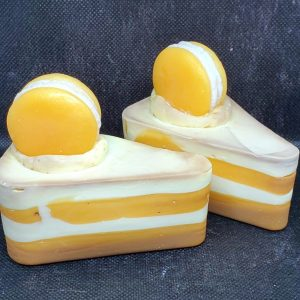 Orange Cream Delight Soap on Made in Nevada