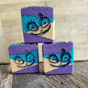 Made in Nevada Sally Halloween Soap