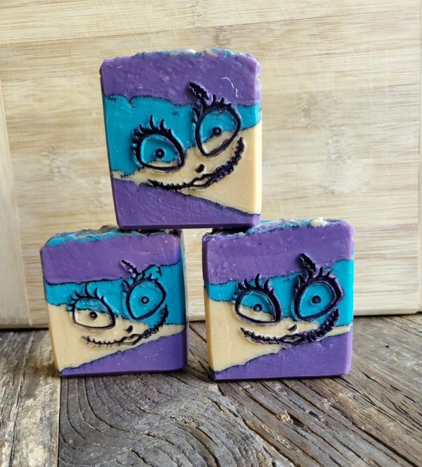 Made in Nevada Sally Halloween Soap