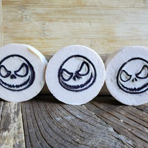 Jack Skellington Halloween Soap on Made in Nevada, Nightmare Before Christmas