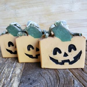Made in Nevada Pumpkins!! Soap