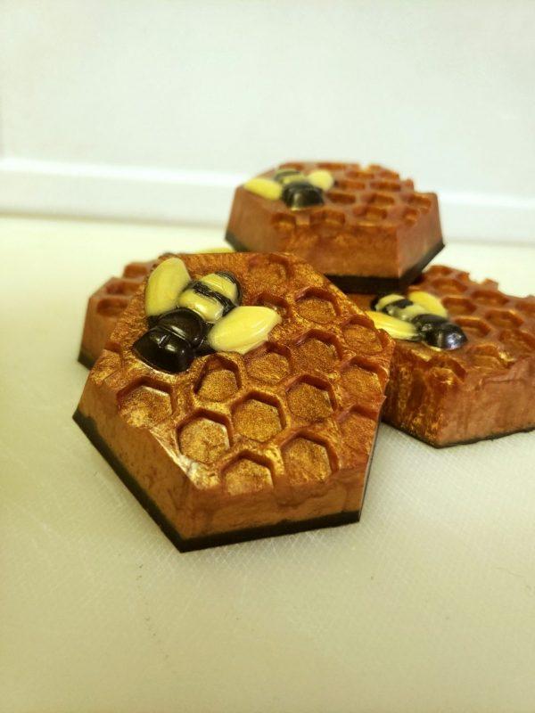Made in Nevada Honey Bee Soap