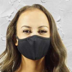 Made in Nevada Black Face Mask
