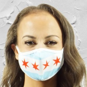 Made in Nevada Chicago Face Mask
