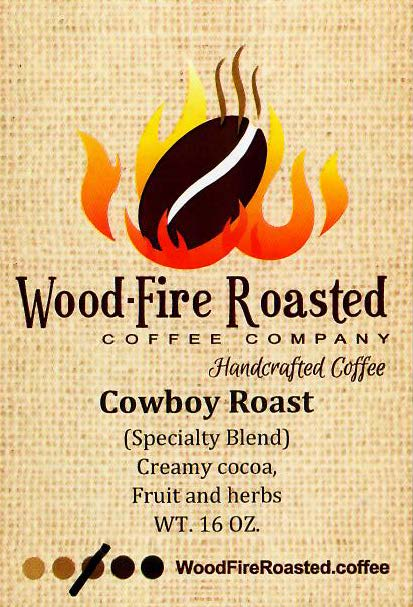 Made in Nevada Cowboy Roast Coffee