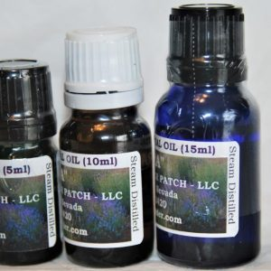 Lavender essential oil - three sizes