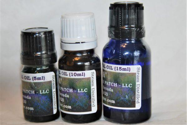Made in Nevada Lavender Essential OIl