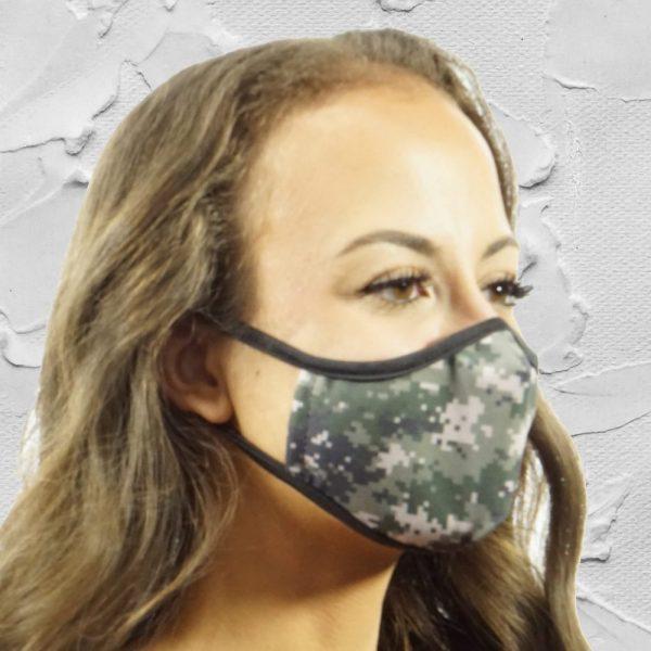 Made in Nevada Digi Camo Face Mask