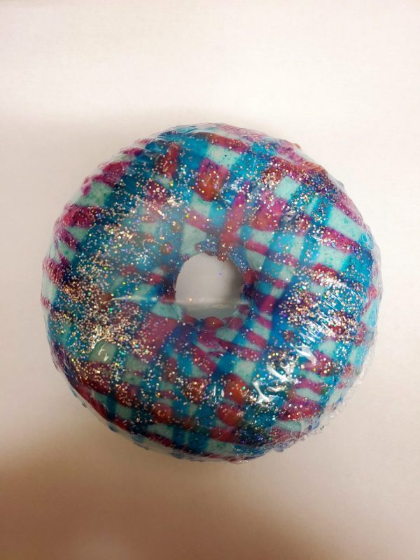Made in Nevada Donuts! Bath bomb