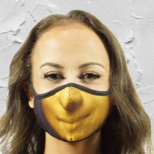 Made in Nevada Enigma Face Mask