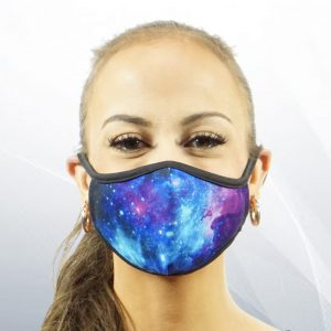 Made in Nevada Galaxy Face Mask