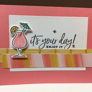 It's Your Day! - Birthday Card on Shop Made in Nevada
