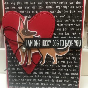 Made in Nevada Lucky Dog to Have You Card