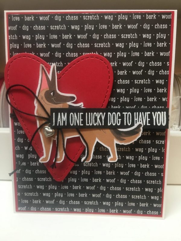 Lucky Dog to Have You Card on Shop Made in Nevada
