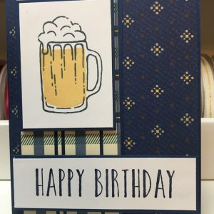 Beer - Birthday Card on Shop Made in Nevada