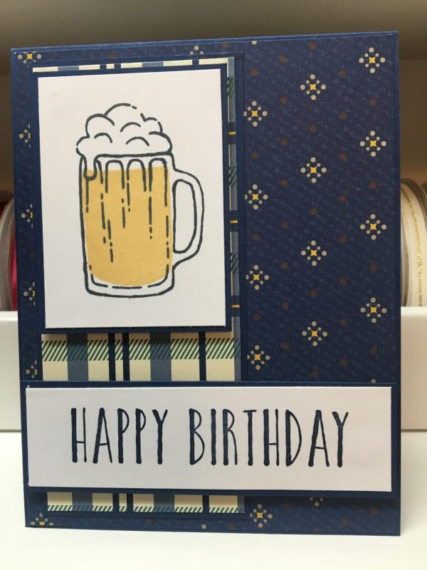 Made in Nevada Beer – Birthday Card