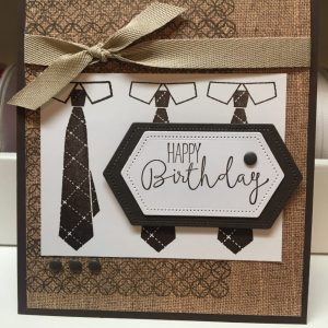 Made in Nevada Birthday Card – for him
