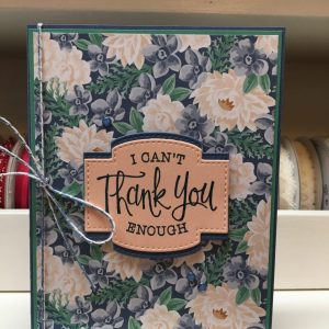 Made in Nevada Thank You Cards