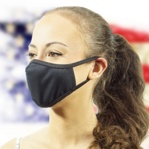 Made in Nevada Lincoln Face Mask