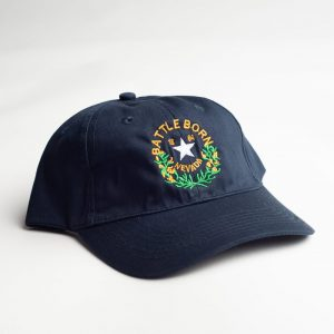 Battle Born Hat Youth on Shop Made in Nevada