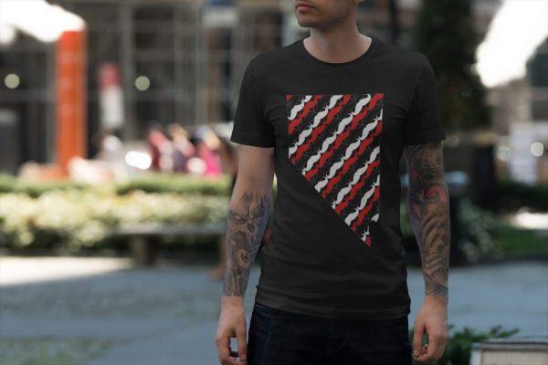 Made in Nevada NV Mustache Shirt