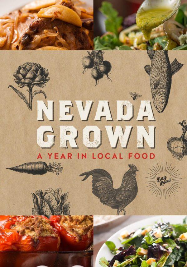 Made in Nevada NevadaGrown Cookbook