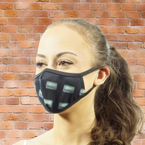 Made in Nevada Old Las Vegas Face Mask