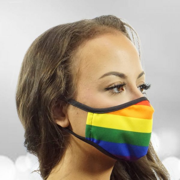 Made in Nevada Pride  Face Mask