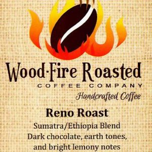 Made in Nevada Reno Roast Coffee