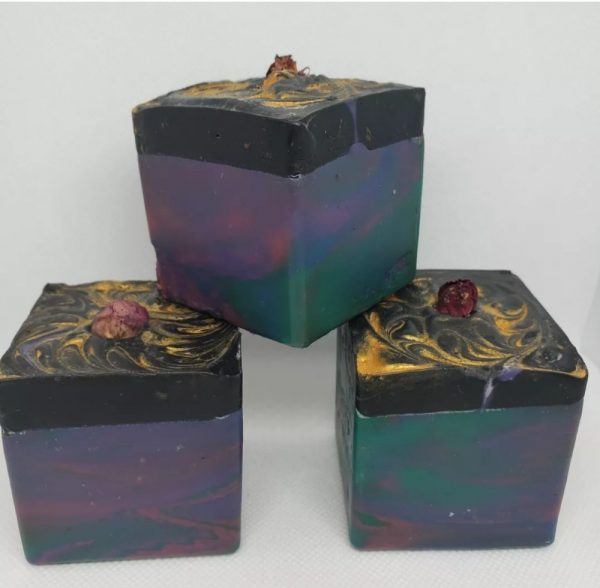 Berry Square Soap on Made in Nevada
