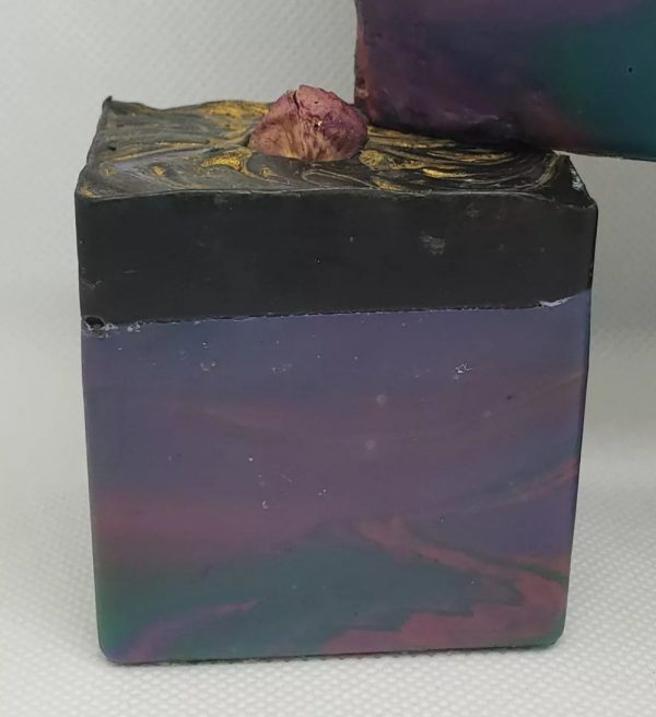 Made in Nevada Berry Square Soap