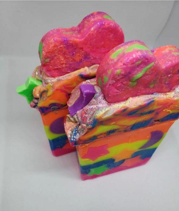 Made in Nevada Neon Dream Soap