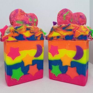 Made in Nevada Neon Dream Soap