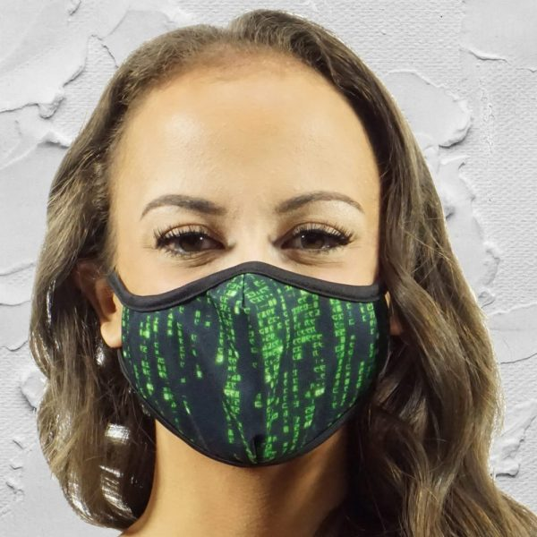 Made in Nevada Simulation Face Mask