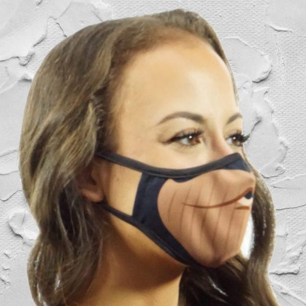 Made in Nevada Smoking Face Mask