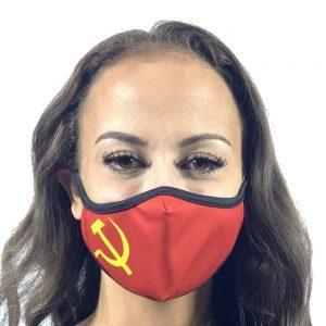 Made in Nevada Soviet Face Mask