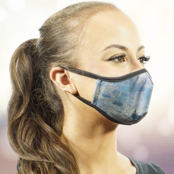 Made in Nevada Sunrise Face Mask