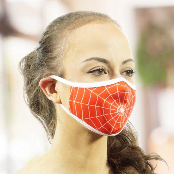 Made in Nevada Superhero Face Mask