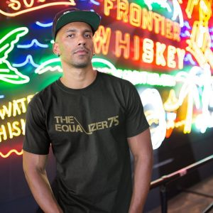 Made in Nevada The Equalizer 75 T-shirt