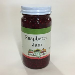 Made in Nevada Raspberry Jam