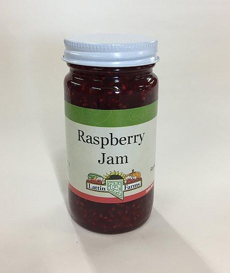 Made in Nevada Raspberry Jam