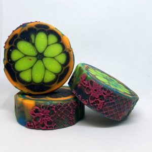 Kaleidoscope Soap on Made in Nevada