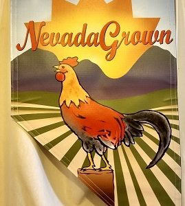 Made in Nevada NevadaGrown Vinyl Banner