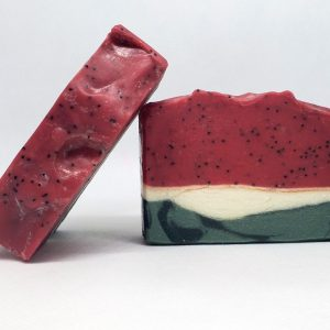 Made in Nevada Watermelon Soap