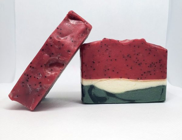 Watermelon Soap on Made in Nevada
