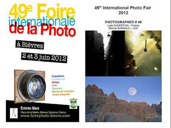 """Made in Nevada """"Full Moon at Cathedral Gorge, Nevada"""" – Color Photographic Print"""